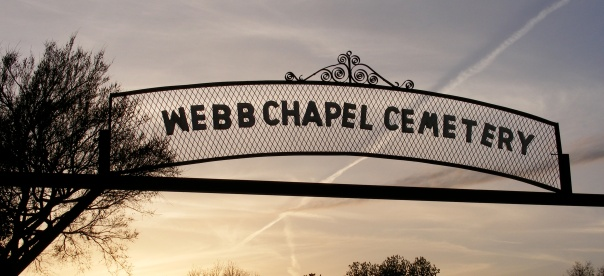 Webb Chapel Cemetery